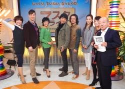 テレビ東京「 7スタライブ 」出演者の方々と